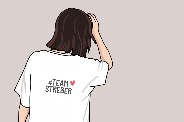 Mareike TeamStreber Logo